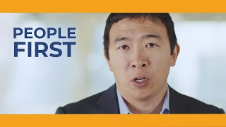 People First | Andrew Yang for President