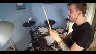 Millenium MPS 750 E-Drum Mesh Head by Thomann + EZDrummer 2.0