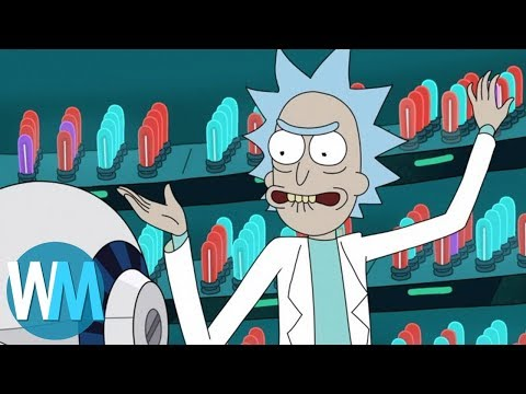 Top 10 Times Rick Crossed the Line on Rick and Morty