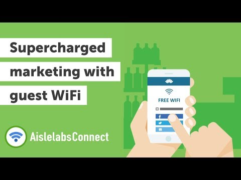 Aislelabs | Social WiFi Marketing for Enterprises