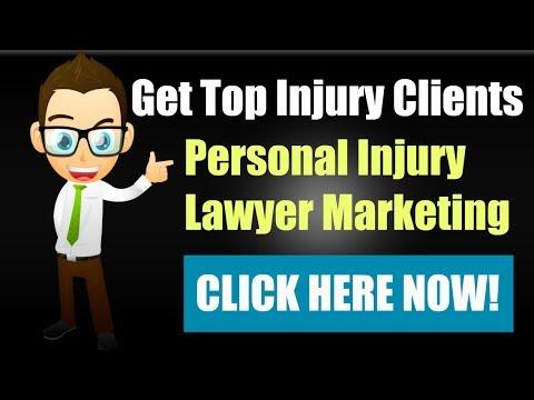Personal Injury Lawyer Marketing - Call 949-415-6225 - Personal Injury Attorney Marketing