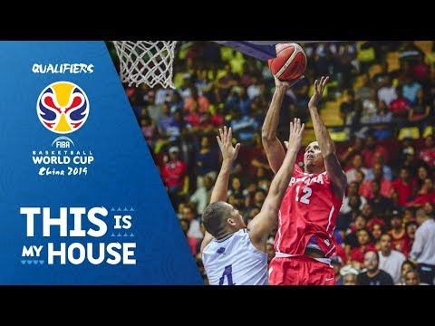 Nike Top 10 Plays - 1st Gameday - Second Window - FIBA Basketball World Cup 2019 Qualifiers