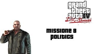 GTA IV: The Lost and Damned - Missione 8 - Politics - Xbox 360 - ITA