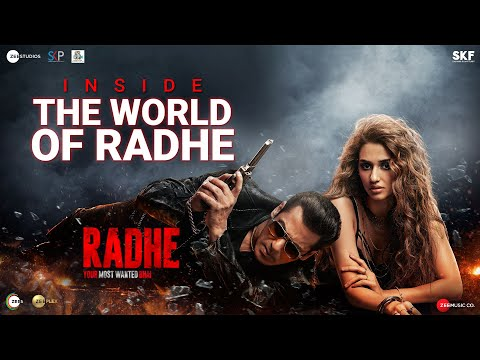 Inside the world of Radhe | Salman Khan, Disha Patani, Jackie Shroff | Prabhu Deva | 13th May