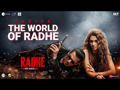 Inside the world of Radhe | Salman Khan, Disha Patani, Jackie Shroff | Prabhu Deva | 13th May
