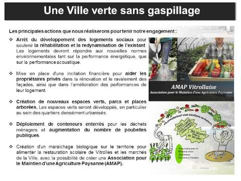 Christiane Aleman Municipale 2014 : Tout le programme en vidéo