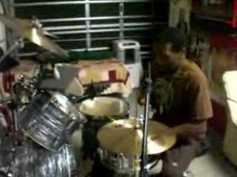 Carlton Barrett Nephew Drum Session 2