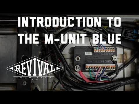 Meet the Motogadget M-Unit Blue - Revival Cycles' Tech Talk