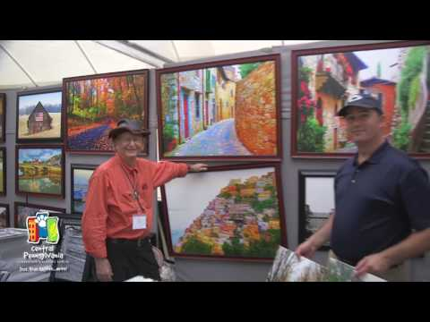 CPCVB - Central Pennsylvania Festival of the Arts (July)