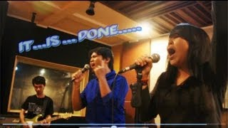 It Is Done - Sidney Mohede ft. Darlene Zschech (Cover) By Melody of Salvation #YouTubeItIsDone