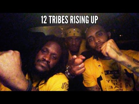 12 Tribes Rising Up Anthem  Maharawchaa Feat Bryan Israel, Ahraya Shabat, & Chaaratazaryah