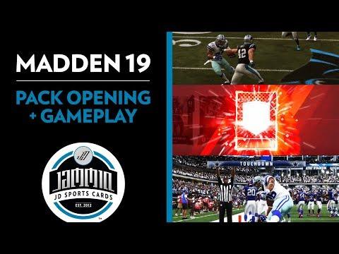 Madden 19 hof edition vs regular | Madden 19 Hall of Fame