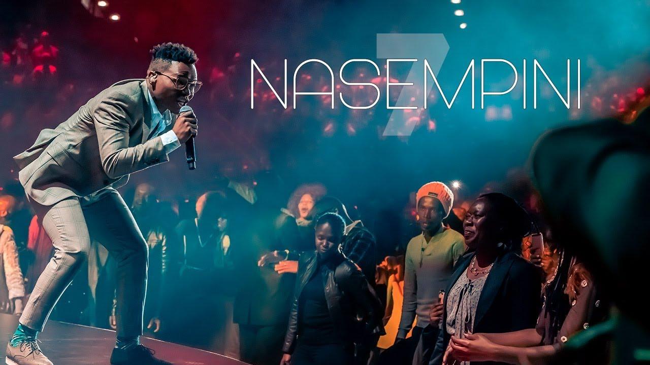 Spirit Of Praise 7  Featuring Ayanda Ntanzi - Nasempini
