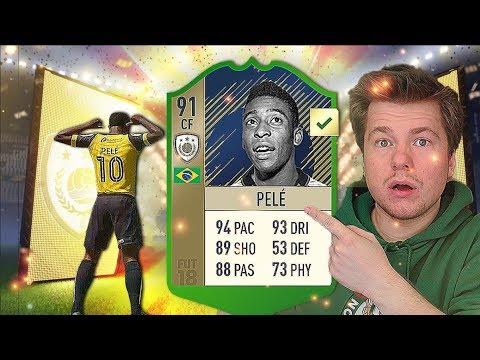 🔥MAM PELÉ!!! FIFA 18🔥🇧🇷