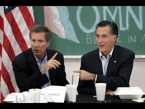 Report: Mitt Romney Recruiting for 3rd Party 2016 Run
