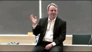 Linus Torvalds answers questions about Linux