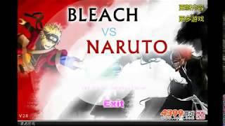 Cùng chơi game Bleach vs Naruto 2.6 !!!:)