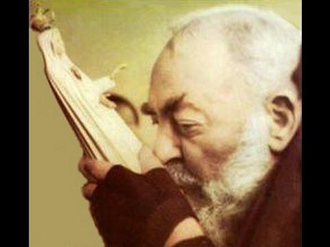 Padre Pio e Nossa Senhora