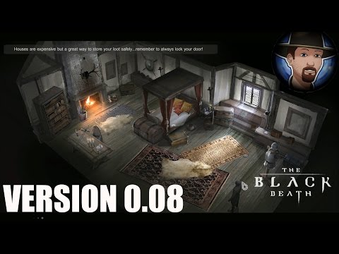 THE BLACKSMITH  PT.3 | THE BLACK DEATH EP. 15 | Beta Gameplay | Patch 0.08