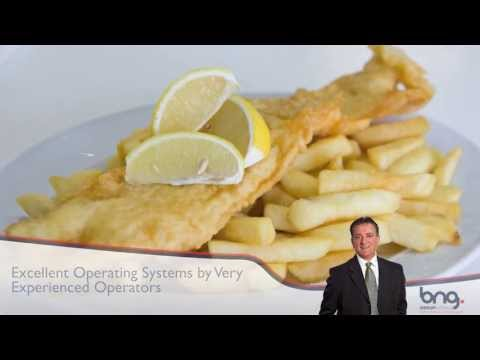 Fish And Chips Business For Sale - Melbourne Metro - North, Victoria; Australia - Ref: DOEN_001