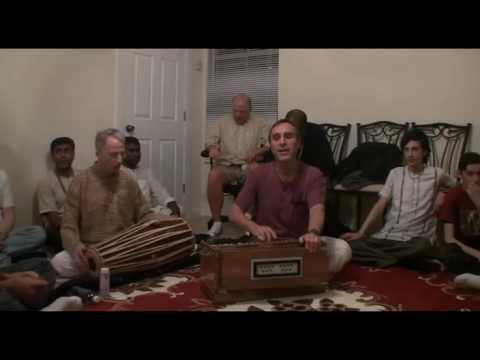 Bhajan - Badahari das - Hare Krishna - 2/6