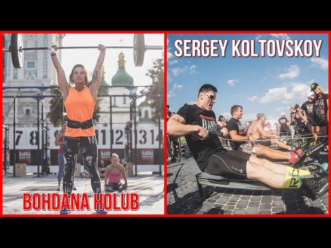BANDA Games 2016 - The Champions: Koltovskoy (Russia) & Holub (Ukraine)