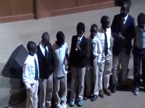 Black History Program by Piney Grove Boys Academy