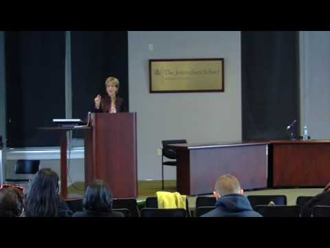 Peggy Northrop - Delacorte Magazine Lecture