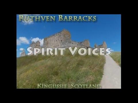 Spirit Voices: Church at Ruthven Barracks