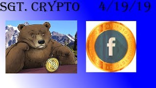 Facebook biggest on ramp to Bitcoin & Bear Market claims another victim