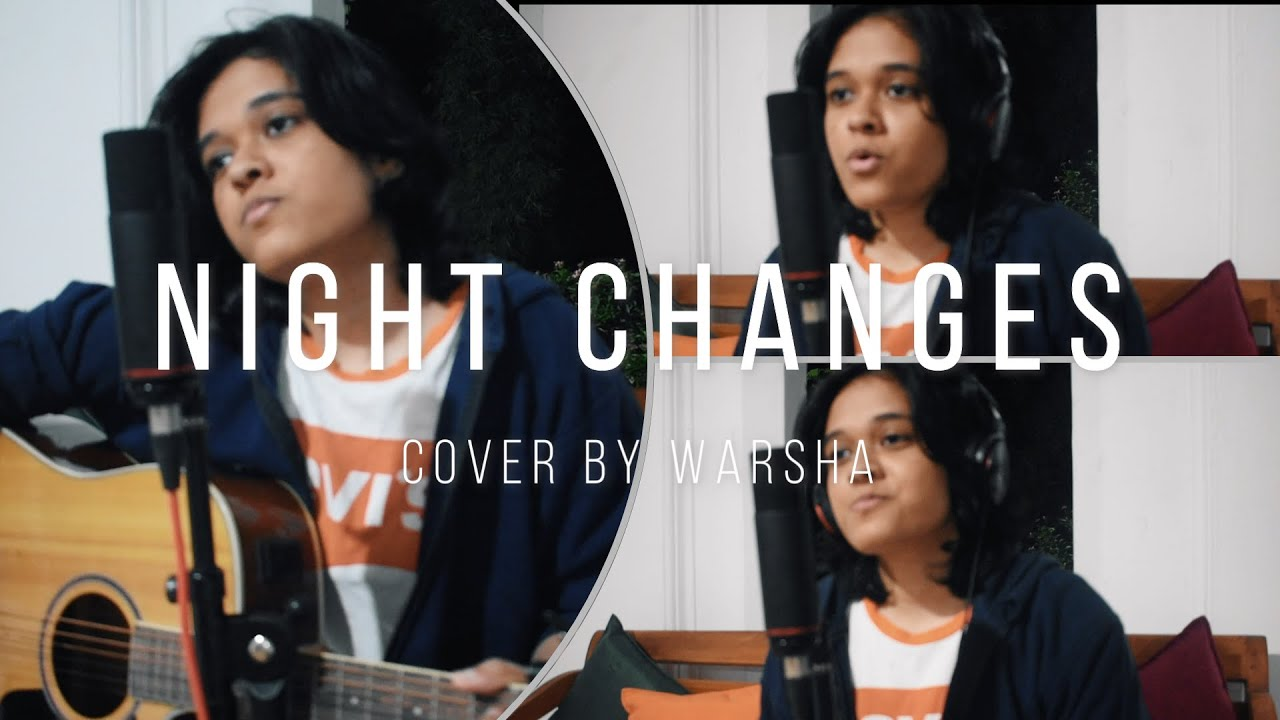Download Night Changes - One Direction | Cover by Warsha