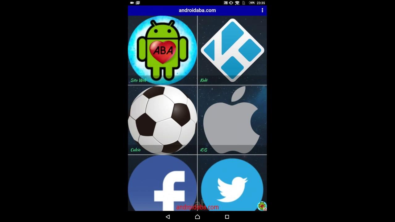 androidaba.com - Applicazione Ufficiale per Android :)