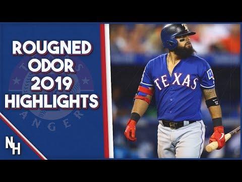 Rougned Odor 2019 Highlights
