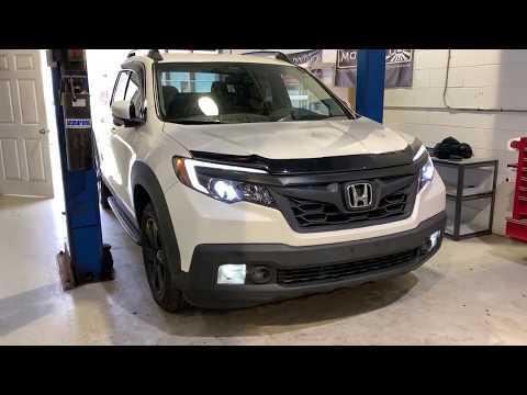 Honda Ridgeline - Triton V6 VLEDS - LED DRL Add-On - Switchback