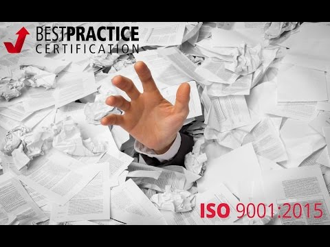 ISO 9001:2015 | How Many Documents Do YOU Need For ISO 9001:2015?