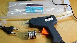 Клеевой пистолет из Fix price(Клеевой пистолет из Fix price -делаем обзор, также испытываем клеевые стержни. Заказал на пробу клеевые стержни..., 2016-05-22T04:17:22.000Z)
