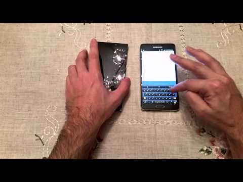 Lenovo vibe z2 pro greek unboxing