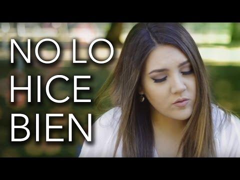 No Lo Hice Bien / Los Plebes Del Rancho De Ariel Camacho / Marián (cover)
