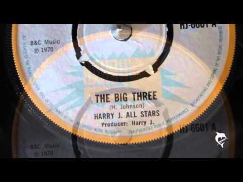 Harry J. All Stars - The Big Three (1970) Harry J 6601 A
