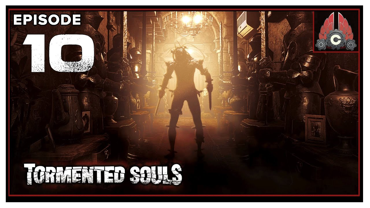 CohhCarnage Plays Tormented Souls - Episode 10