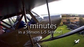 Stinson L5 Sentinel N6438C