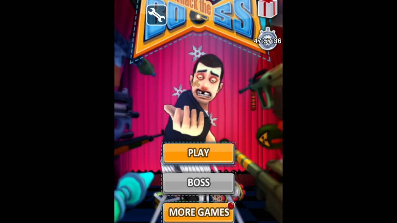 dont whack your boss mod apk