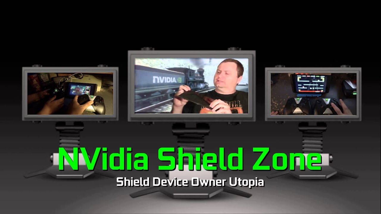 Welcome to NVidia Shield Zone