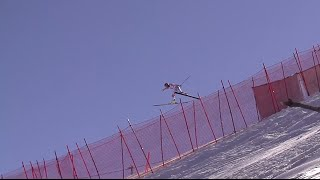 Jumping over an Audi on skis? Why not! - Bonus: Adrien Theaux