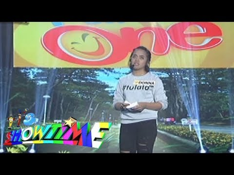 Its Showtime Funny One: Donna Cariaga