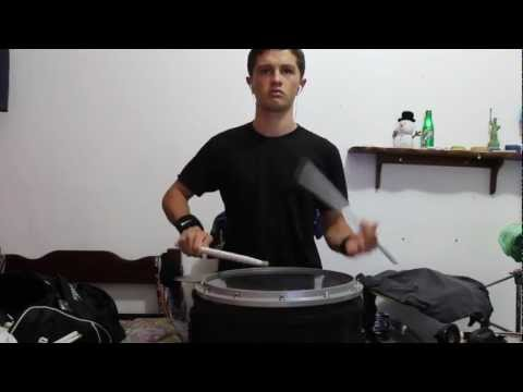 Colts 2013 Snare Audition