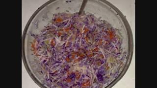 Салат Супер витаминный