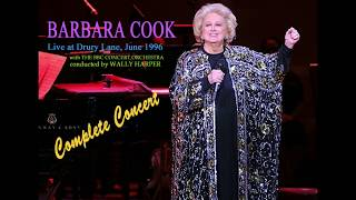 Barbara Cook Drury Lane Concert 1996 2017 Video