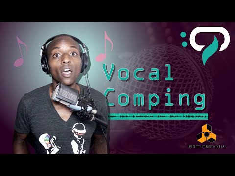 Propellerhead Reason Tip: Vocal Comping Like a Pro!