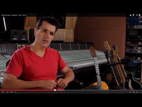 Michael Heart - Interview - Part 1 (of 2)
